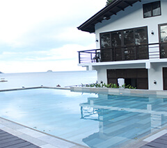 infinity pool perfect for instagram dive resort